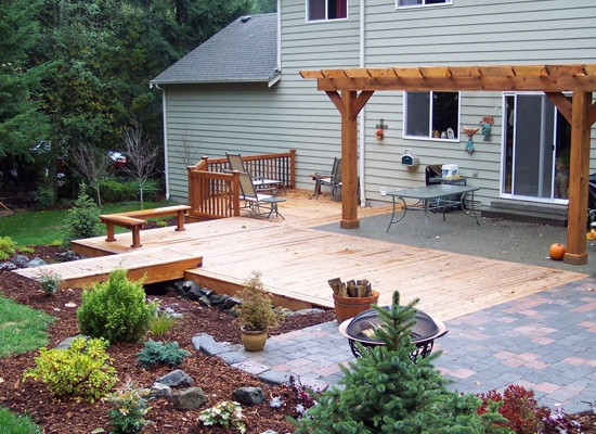 Genial Decks And Patios Make Great Outdoor Living Spaces!