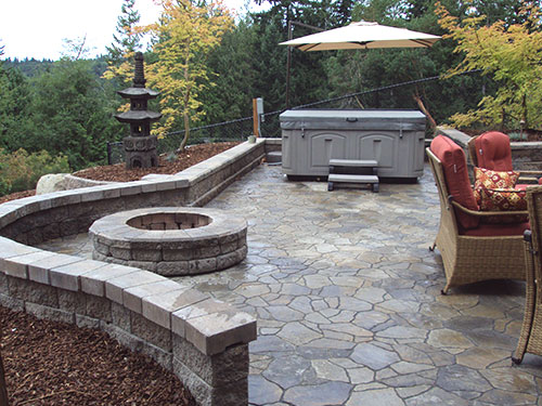 Hedahl Landscape Patios Walkways Pavers Driveways